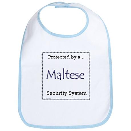 Maltese Security Bib