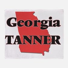 Georgia Tanner Throw Blanket