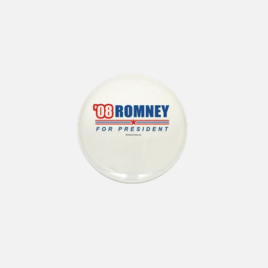 Romney for President Mini Button