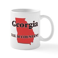Georgia Tax Accountant Mugs