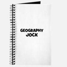Geography Jock Journal