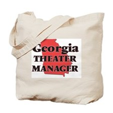 Georgia Theater Manager Tote Bag