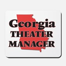 Georgia Theater Manager Mousepad