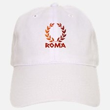 ROMA WREATH Baseball Baseball Cap
