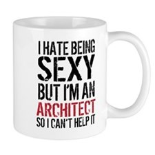 Sexy Architect Mugs