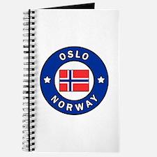 Oslo Norway Journal