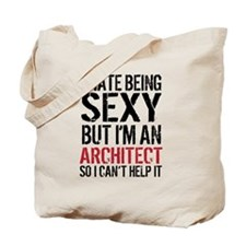 Sexy Architect Tote Bag