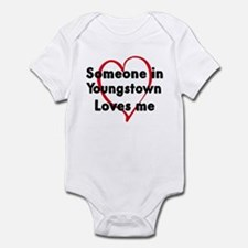Loves me: Youngstown Infant Bodysuit