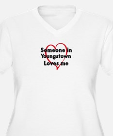 Loves me: Youngstown T-Shirt