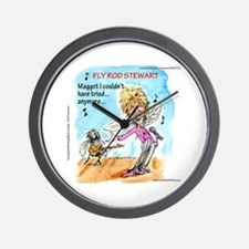 Maggie May I? Wall Clock
