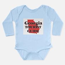 Georgia Tourist Guide Body Suit