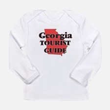 Georgia Tourist Guide Long Sleeve T-Shirt