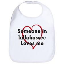 Loves me: Tallahassee Bib