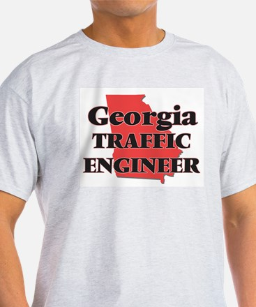 Georgia Traffic Engineer T-Shirt