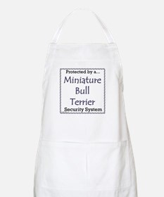 Mini Bull Security BBQ Apron
