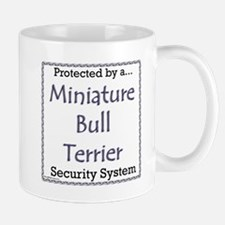 Mini Bull Security Mug