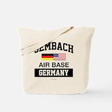 Sembach Air Base Germany Tote Bag