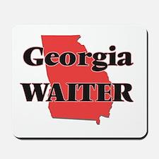 Georgia Waiter Mousepad