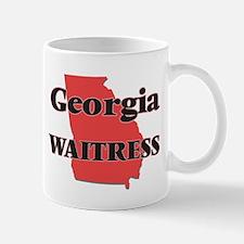 Georgia Waitress Mugs