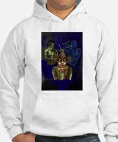 They ate Rollo Crane whole! Hoodie