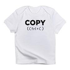 Cute Twins Infant T-Shirt