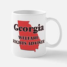 Georgia Welfare Rights Adviser Mugs