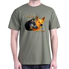 "AuCaDogs ""ACD's R 4 Me"" - T-Shirt"