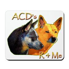 "AuCaDogs ""ACD's R 4 Me"" - Mousepad"