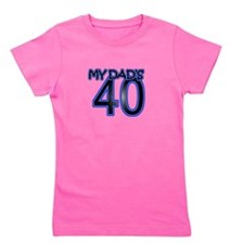 Cute 40th party Girl's Tee