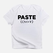 Twins copy paste body suit Infant T-Shirt