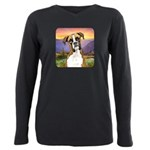 meadow.png Plus Size Long Sleeve Tee