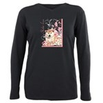 blossom.png Plus Size Long Sleeve Tee