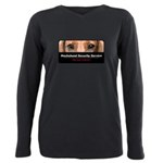 security.png Plus Size Long Sleeve Tee