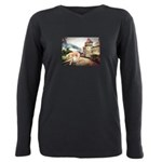 castle.png Plus Size Long Sleeve Tee