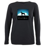 nightsky.png Plus Size Long Sleeve Tee