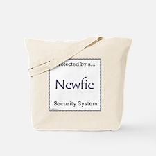 Newfie Security Tote Bag