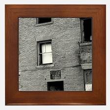 Abandoned Apartment For Rent Framed Tile