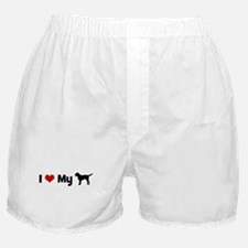 I love my Greater Swiss Mount Boxer Shorts