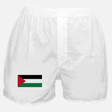 The Palestinian flag Boxer Shorts