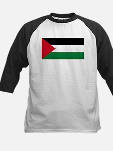 The Palestinian flag Baseball Jersey