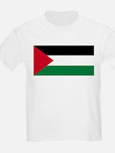 The Palestinian flag T-Shirt