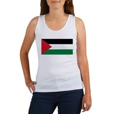 The Palestinian flag Tank Top