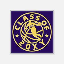 Class of 20?? Basketball Sticker