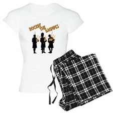 ROCKIN THE BAGPIPES Pajamas