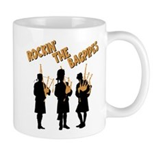ROCKIN THE BAGPIPES Mug