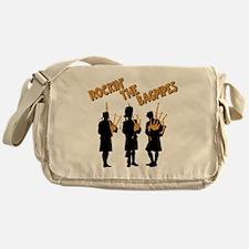 ROCKIN THE BAGPIPES Messenger Bag