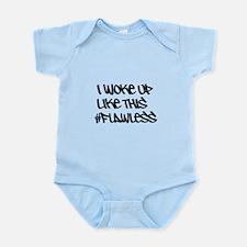 Funny Woke Infant Bodysuit