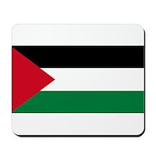 The Palestinian flag Mousepad