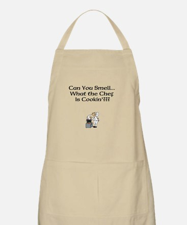 Can You Smell What the Chef is Cookin? Apron