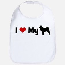 I love my Finnish Spitz Bib